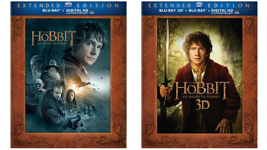 Extended Edition Blu-Ray and 3D Blu-Ray Box Art